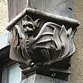 2013 Tours maison à colombages4 statue1