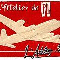 Signature L'Atelier de PL
