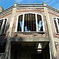 Marcasse - façade détail