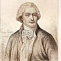 Bertrand de Molleville Antoine François