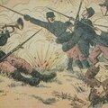 Le nez du <b>Clairon</b> - La Classe 1915 - Combat au Maroc - Combat au Transvall -