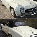 MERCEDES - 190 SL - 1958