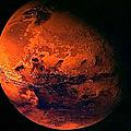 Terre – mars … en 30 minutes grâce au laser