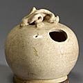 Pot à chaux, Vietnam, Dynastie Trân (1225-<b>1400</b>)