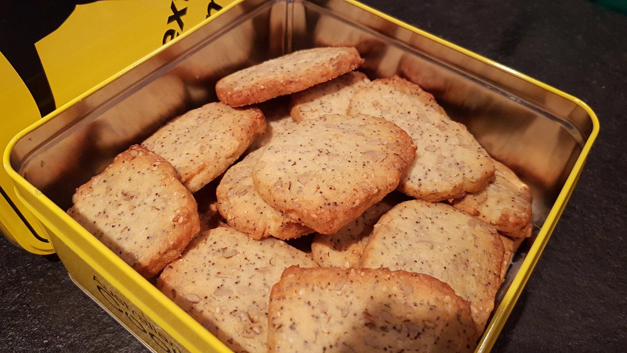 Les biscuits du Piaf