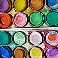 Les créations thématiques avec le Club des Jeunes Artistes