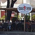 LE DIABLOTHYM <b>Port</b> <b>Camargue</b> au Grau-du-Roi Gard restaurant
