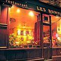 Trois <b>adresses</b> <b>gourmandes</b> à Paris