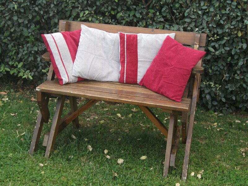 TUTO: coussin portefeuille