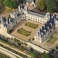 Brézé : un château sous le château