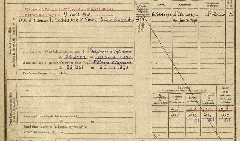 Delunel Jean Marie, fiche matricule (2)