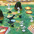 Boutique jeux de société - Pontivy - morbihan - ludis factory - Raptor plateau