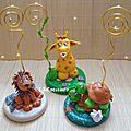 S.Divers figurines et autres objets