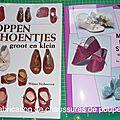 Atelier : chaussures de poupées