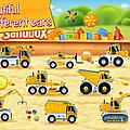 Mimigeek - Jeux tactiles pour 3 - 6 ans