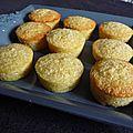 Mini cake coco et citron michalak
