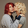 <b>1992</b> Kurt et Courtney par Michael Levine