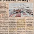 Trafic maritime des ports de l'axe Seine : des hauts et des bas… surtout des bas…