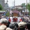 Voyage japon: aoi matsuri et maiko