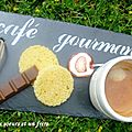 assiette café gourmand
