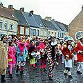 Carnaval d'hiver 2016 Cassel - le Réveil