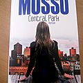 Central Park -Guillaume <b>Musso</b>.
