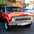 Jeep cherokee chief de 1977 (Furdenheim)