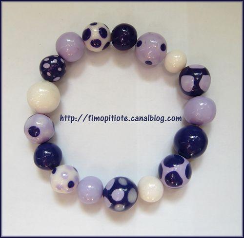 collier bijoux bracelet pate fimo 31 99 photo de bracelets fimo pitiote et la pate fimo. Black Bedroom Furniture Sets. Home Design Ideas