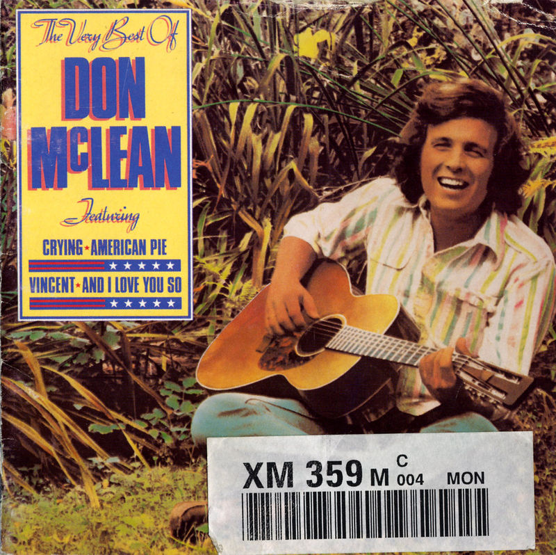 Don McLean - cover