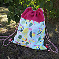 Un <b>sac</b> <b>à</b> <b>dos</b> ou un tote bag pour la maternelle
