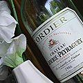 Desserts et liquoreux : Lafaurie-Peyraguey 1986 et De <b>Myrat</b> 2001