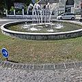Rond-point à <b>Argelès</b>-<b>Gazost</b>
