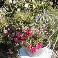 Pour le repos des jardiniers