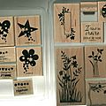 STAMPIN UP BOIS 1