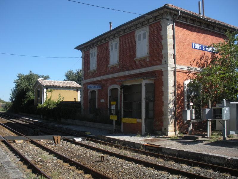 Fons Saint-Mamert (Gard)