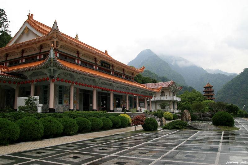 Temple de Tien Shang