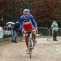 112 Francis Mourey dès le 1er tour !
