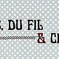 logo des idées du fil & cie