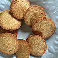 Friands ou Financiers