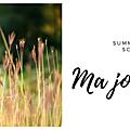 Jeu de l'été 2018 Ma jolie <b>colonie</b> - Jour 5