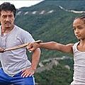 Jackie Chan à l'affiche dans « The Karate Kid »