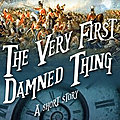 The very first damned thing (Les Chroniques de <b>St</b> Mary tome 0,5) ❀❀❀ Jodi Taylor