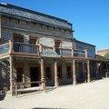 Désert de Tabernas-saloon