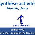 Les jeunes footeux de l'ESCL Longueau - Saison 2015 - 2016