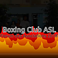 BOXING CLUB ASL