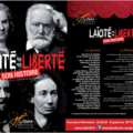Olaic34 propose ce mardi 24 novembre un spectacle (laicité=liberté son histoire) et dédicace de la BD (les Carnets de Marianne)