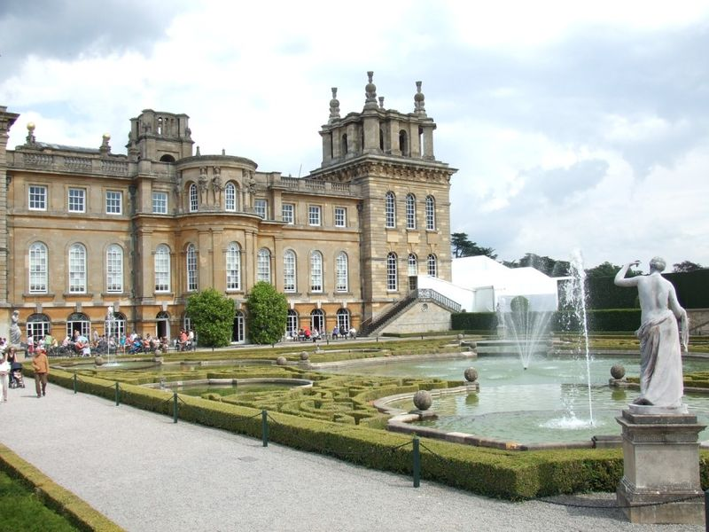 blenheim palace 3