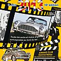 BRITISH CAR SHOW NANTUA FRANCE
