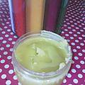 Beurre de mangue maison