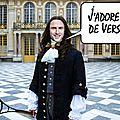 Versailles, le terrain de jeu de macron